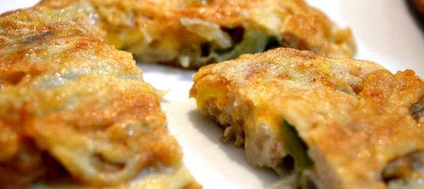 easy breakfast omlette