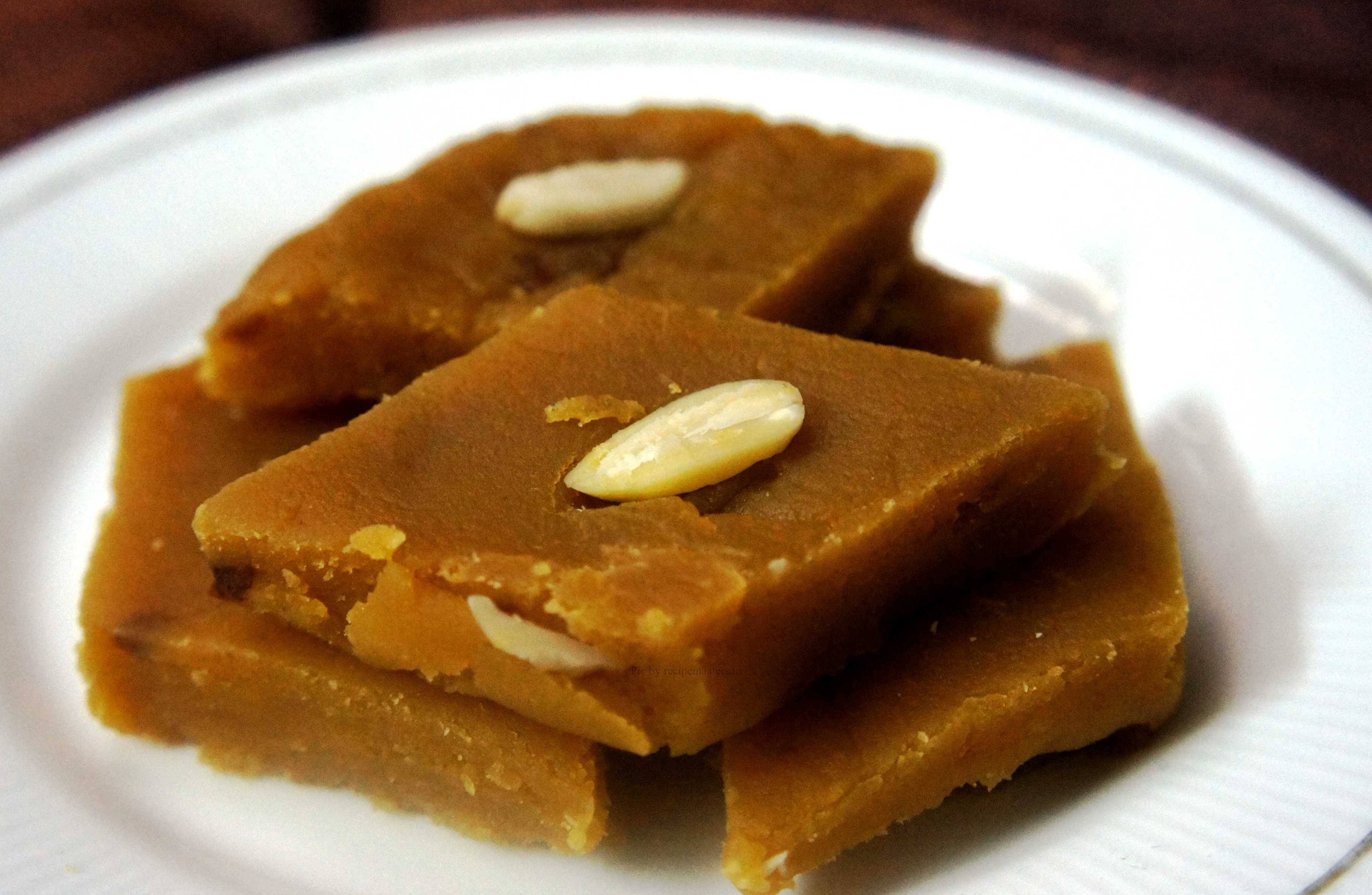how to make daal ka halwa