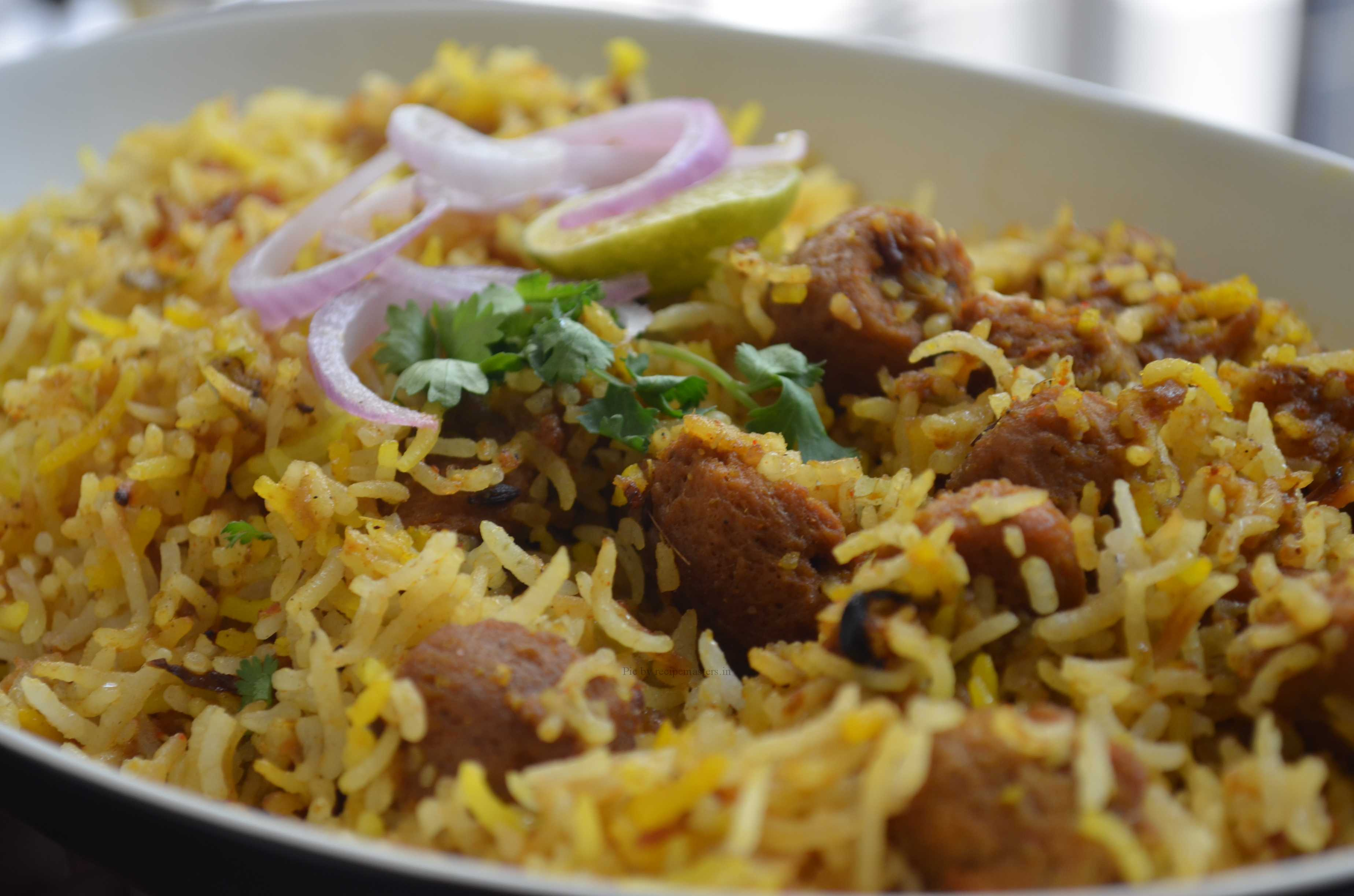 Rahat cooking biryani recipe