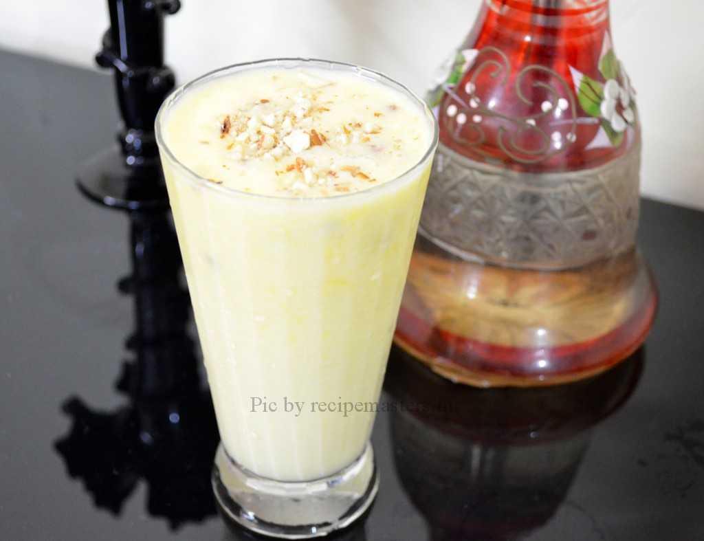 custard milkshake