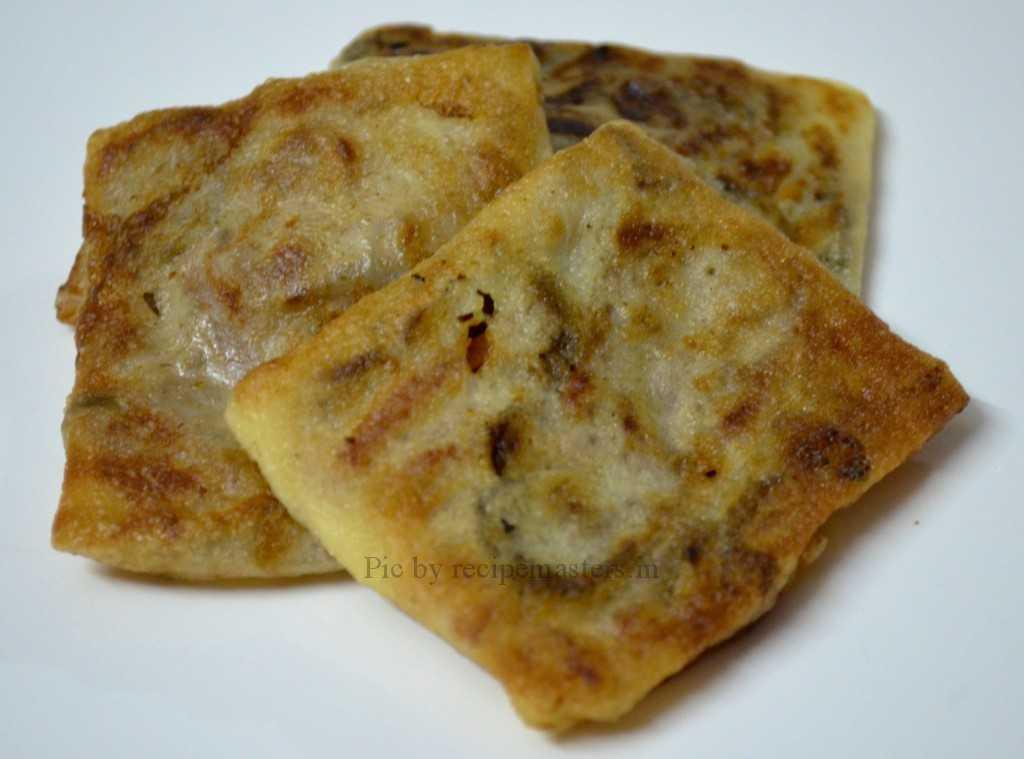 pancake folds